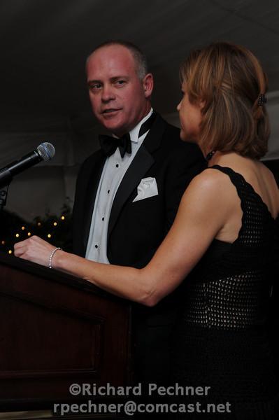 Robert Schmitt and Cathy Matthews, CBS Outdoor