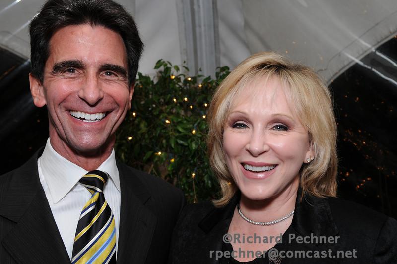 Mark Leno  with Cheryl Jennings