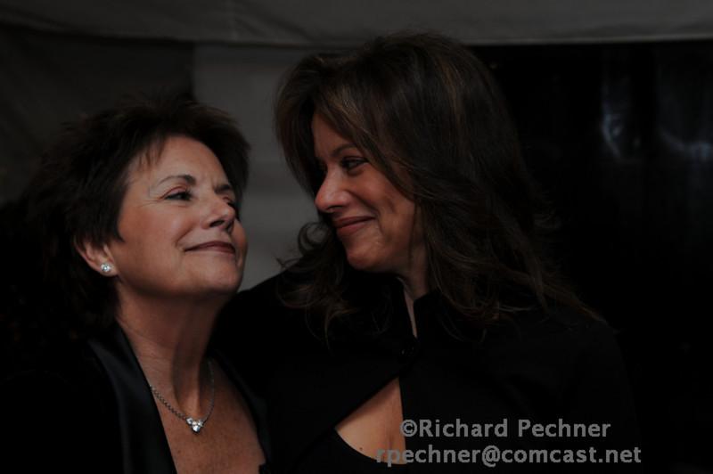 Bonnie J. Addario and Nancy Lee Grahn