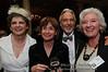 Rebecca Brouder, Christine Marshall, Charlie and Donna Brouder