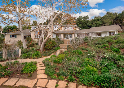 Daytime Exterior - 1650 Mandeville Canyon-1