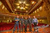 """Jack, Bill, Gustavo, Jonathan, Jack, on stage at the Copley Symphony Hall in San Diego  <a href=""""http://lenslord.com/2010/06/10/jack-bill-gustavo-jonathan-and-jack-on-stage-at-the-copley-symphony-hall-in-san-diego/"""">Link to the article on my blog</a>"""