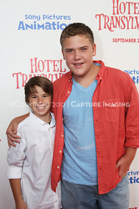 1209221-016     LOS ANGELES, CA - SEPTEMBER 22: The Sony Pictures Animation Hotel Transylvania Special Screening held at Pacific's The Grove Stadium 14 on September 22, 2012 in Los Angeles, California. (Photo by Ryan Miller/Capture Imaging)