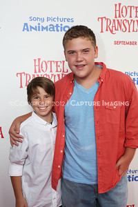 1209221-013     LOS ANGELES, CA - SEPTEMBER 22: The Sony Pictures Animation Hotel Transylvania Special Screening held at Pacific's The Grove Stadium 14 on September 22, 2012 in Los Angeles, California. (Photo by Ryan Miller/Capture Imaging)