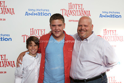 1209221-011     LOS ANGELES, CA - SEPTEMBER 22: The Sony Pictures Animation Hotel Transylvania Special Screening held at Pacific's The Grove Stadium 14 on September 22, 2012 in Los Angeles, California. (Photo by Ryan Miller/Capture Imaging)