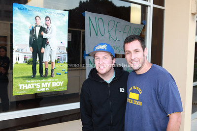 "1205155-009    SANTA BARBARA, CA - MAY 15: The Sony Pictures ""That's My Boy"" UC Santa Barbara Screening on May 15, 2012 in Santa Barbara, California. (Photo by Ryan Miller/Capture Imaging)"