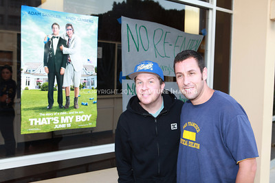 "1205155-008    SANTA BARBARA, CA - MAY 15: The Sony Pictures ""That's My Boy"" UC Santa Barbara Screening on May 15, 2012 in Santa Barbara, California. (Photo by Ryan Miller/Capture Imaging)"