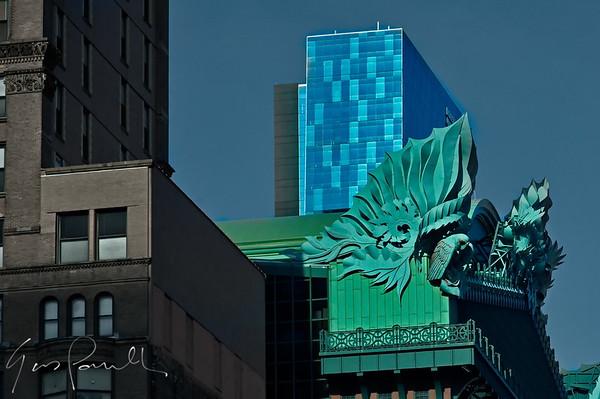 Chicago Gargoyles