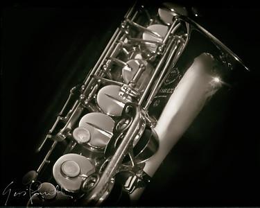Cool Jazz Sax
