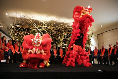 The Year of the Rooster Lunar New Year Event at South Coast Plaza
