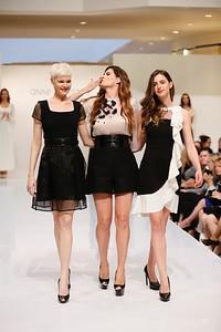 Anne Fountaine Fashion Show, Los Angeles, America - 31 March 2016