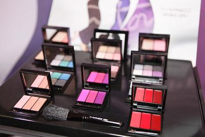 MAC Cosmetics Media Event