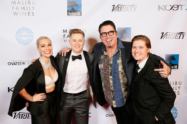 2018 LA Stage Alliance Ovation Awards, Los Angeles, America - 29 Jan 2018