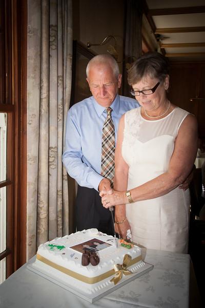 David & Maureen's 50th Wedding Celebration  071