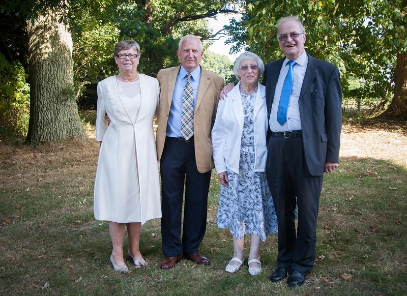 David & Maureen's 50th Wedding Celebration  162