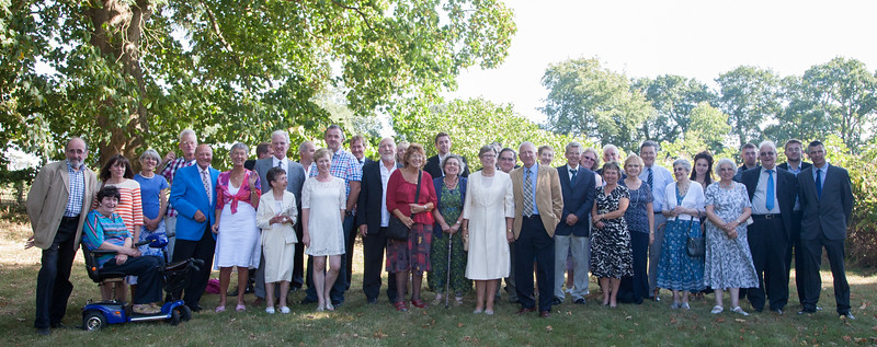 David & Maureen's 50th Wedding Celebration  145