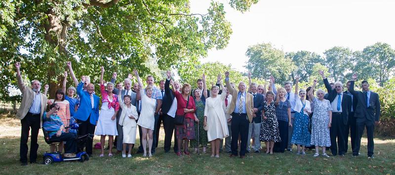 David & Maureen's 50th Wedding Celebration  144