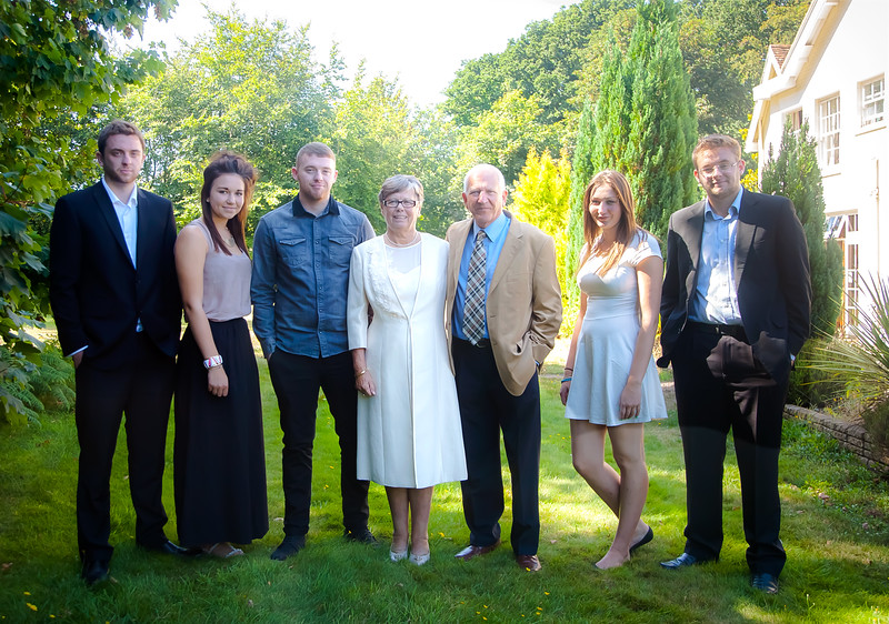 David & Maureen's 50th Wedding Celebration  059