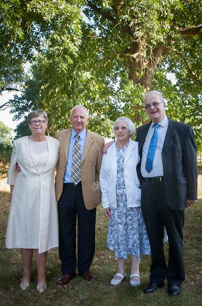 David & Maureen's 50th Wedding Celebration  161