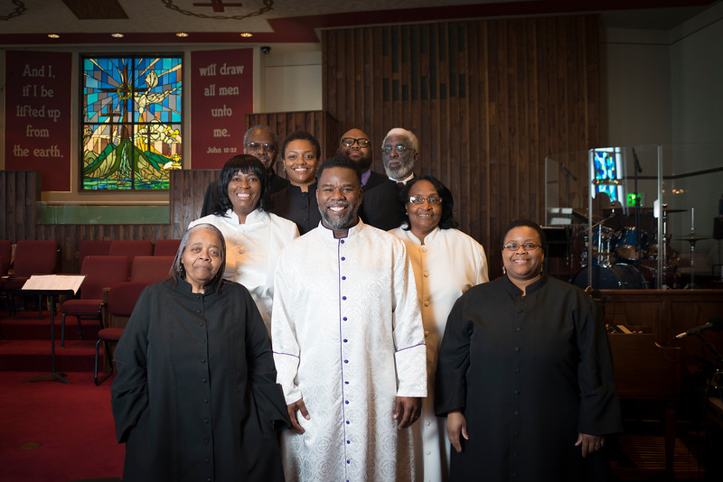 Pastor and Ministers