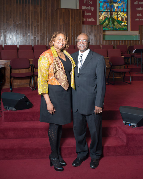 Church Anniversary Chairpersons