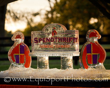 Guests at the Spendthrift Breeder's Party 9.16.2011