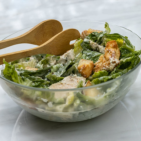 SpicyRadish-ChickenCasearSalad