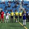 FC Edmonton And Carolina FC at  on Sep 10, 2017 in<br /> Edmonton, Alberta, Canada