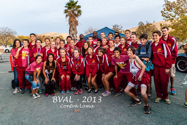 Cross Country - BVAL 2013