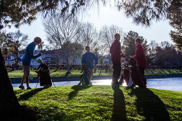 Golf - Liberty vs Heritage 2014_03_10