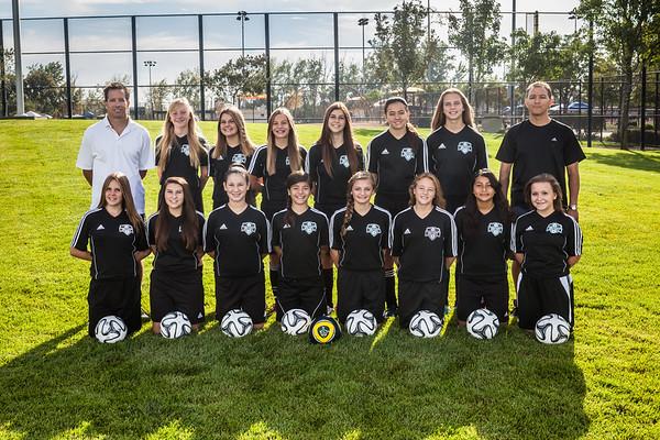 Soccer Team - Fierce 2014
