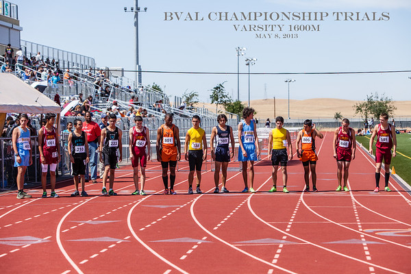 Track - BVAL Trials 2013
