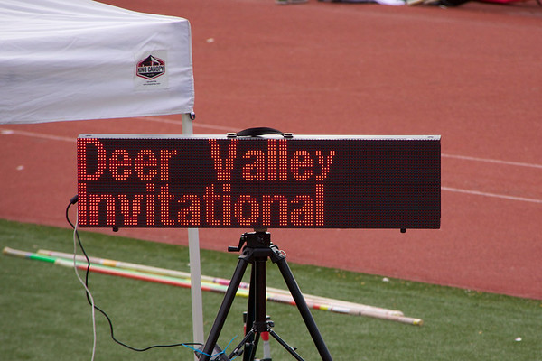 Track - Deer Valley Invitational 2013