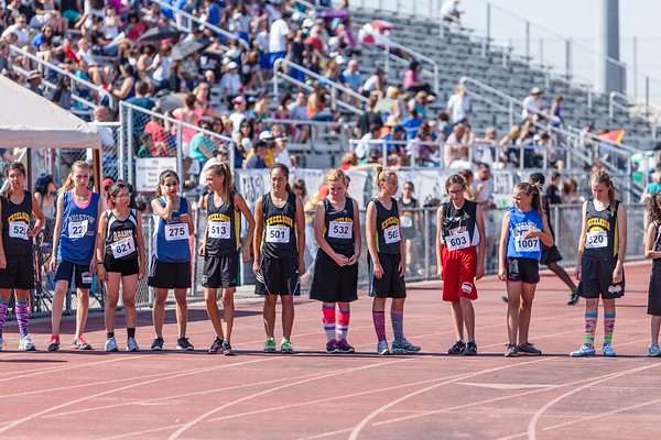 Track - Delta Valley Middle School Invitational 2013