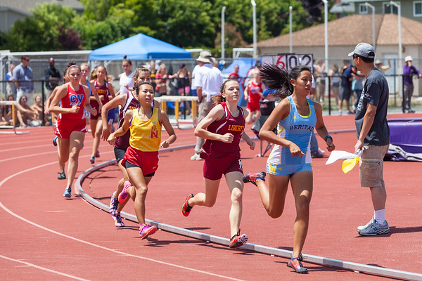 Track - NCS TriValley 2014