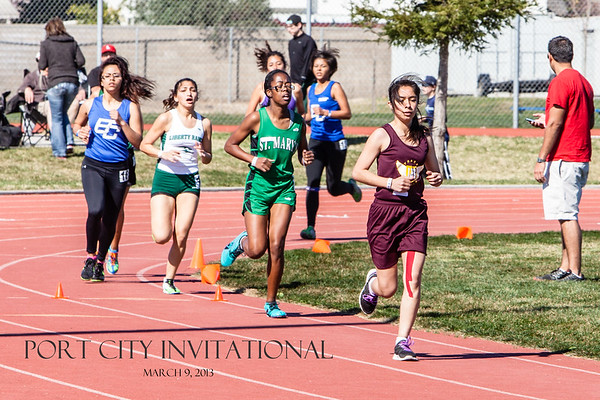 Track - Port City Invitational