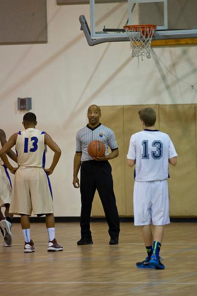 Coach Mike Ref Photos 2013