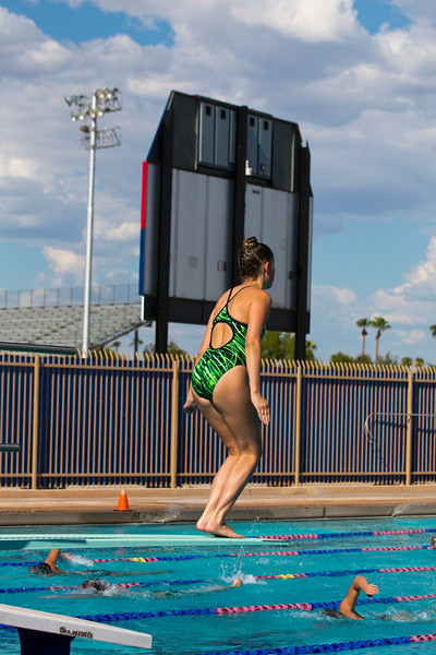 Baylee Stipp Campo Diving 2013