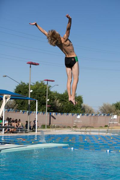 Cody Bellgardt Campo Verde Dive 2015