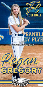 FCHS Softball Banner-Gregory