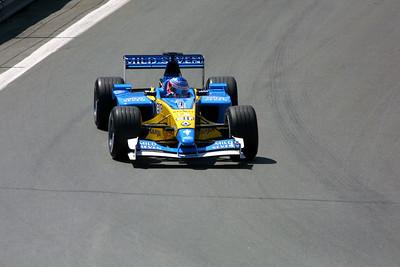 F1 Grand Prix de Montréal 2002