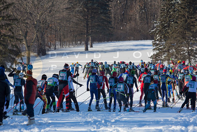 20140202-042 City of Lakes Loppet Sunday racing
