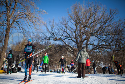 20140202-013 City of Lakes Loppet Sunday racing