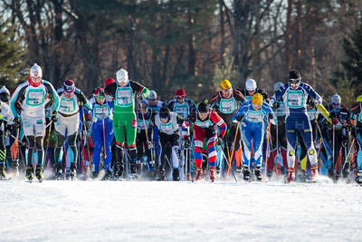 20140202-035 City of Lakes Loppet Sunday racing