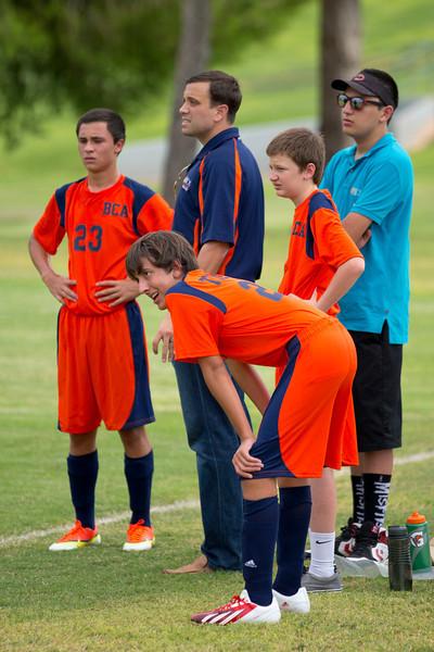 Brennan Soccer Bios 2013