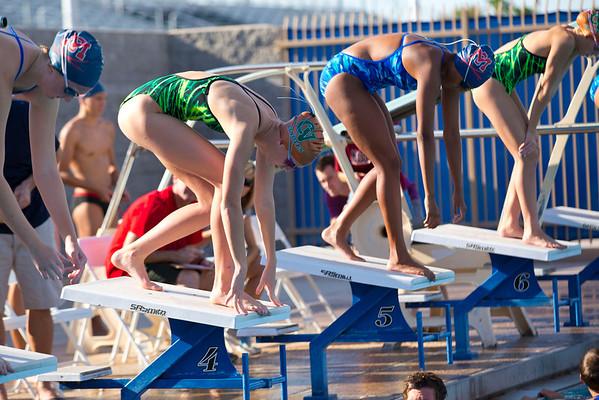 Sydney Dahl Campo Swim 2013