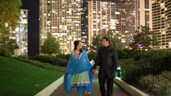 Sreeya + Gaurav: Wedding Same Day Edit @ Radisson Blu Aqua Hotel - Chicago, IL