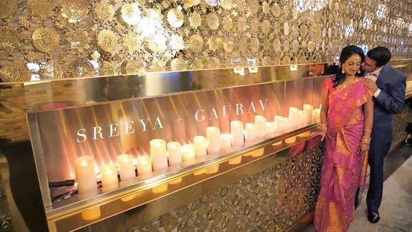 Sreeya + Gaurav: Wedding Feature Film @ Radisson Blu Aqua Hotel - Chicago, IL