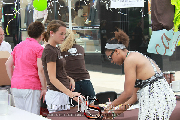 16th Annual Central West End Taste and Art Fair 2010 - Photos taken by Maurice
