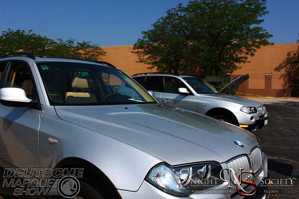 Deutsche Marque Car Show at Crestwood Mall - Photos taken by Michael
